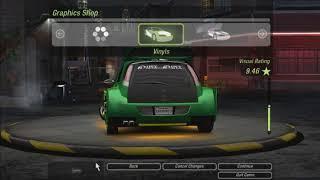 "Need for Speed: Underground 2 Tuning - Tunerz ""Chavs 2"" Vauxhall Corsa"
