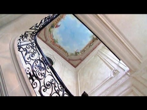 Inside a Luxury $45 Million Paris Mansion