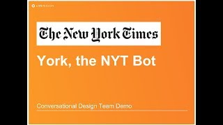 New York Times Bot - Home Delivery