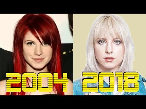 The Evolution Of Paramore (2004 - 2018)