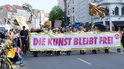 Kulturkampf von rechts - Ist die Freiheit der Kunst in Gefahr | Dokumentation
