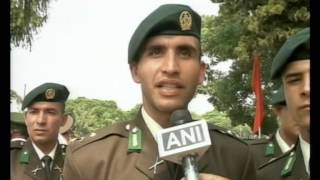 44 Afghan cadets pass out from Indian Military Academy