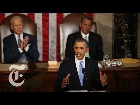 State of the Union 2014 Address: Obama on Raising the Minimum Wage | The New York Times
