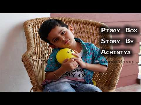 Piggy Box Story - Achintya | Drama Juniors | Zee Kannada