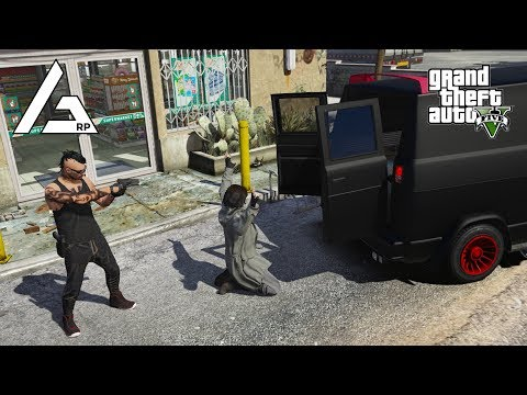 GTA 5 Roleplay - ARP - #90 - Kidnapped off the Streets.