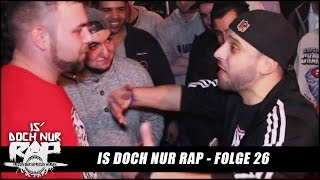 MIGHTY P vs. BEN SALOMO - IDNR 26 (STREETBLICKTV)