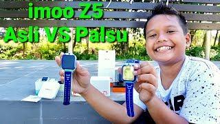 imoo Watch Phone Z5 Asli VS Palsu