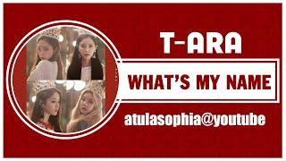 [Phiên âm Tiếng Việt] What's My Name - T-ARA