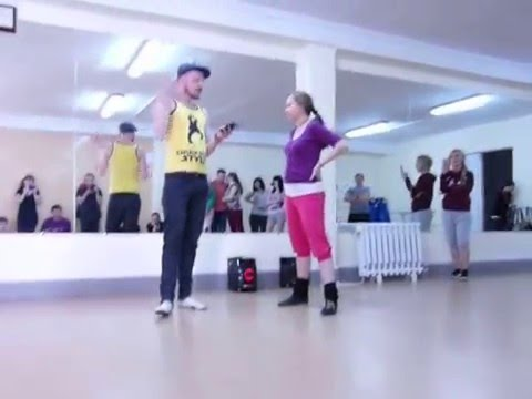 A. Red Bochko - Salsa on 1 - Odessa Express in Dnipropetrovsk