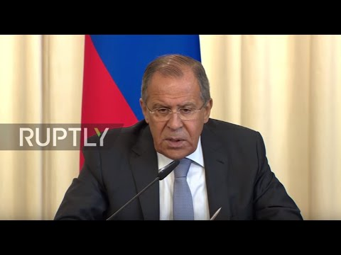 Russia: Russian airstrikes from Iran do not violate UN resolution 2231 - Lavrov