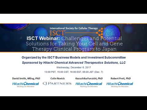Challenges and Potential Solutions for Taking Your Cell and Gene Therapy Clinical Program to Japan
