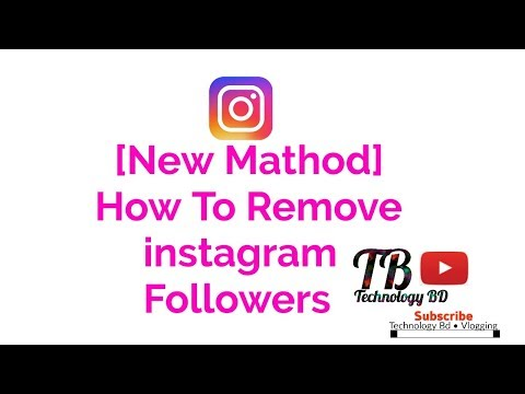 How to Remove Ghost Followers on instagram-2019[New Mathod]#Technology bd