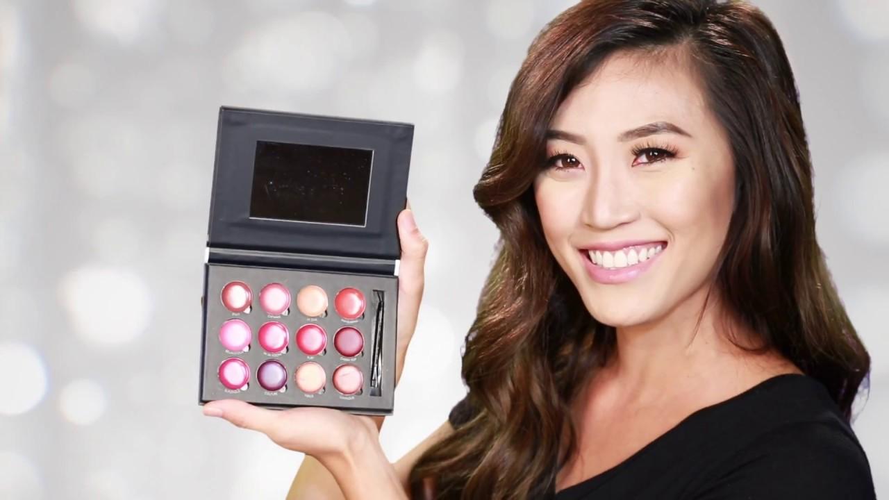12 Color Pro Lip Palette by Bellapierre #7