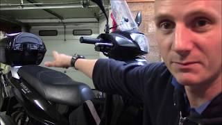 Buy eBike or scooter? Review Peugeot Tweet 125cc