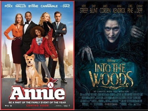Annie and Into the Woods: Know the Score