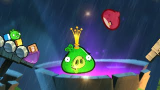 ANGRY BIRDS 2 PC(SEP/10/2020) - KING PIG PANIC DAILY CHALLENGE