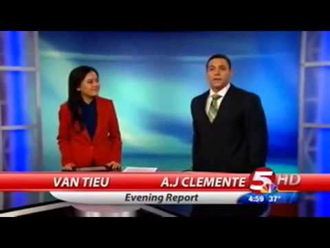 "Local News Anchor's First Day on the Job: Says ""F***ing S**t"" Live on Air"