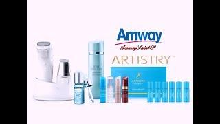 Artistry DERMASONIC от Amway. Многофункциональный аппарат по уходу за кожей лица.