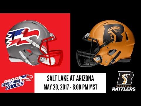 Week 14 | Salt Lake Screaming Eagles at Arizona Rattlers