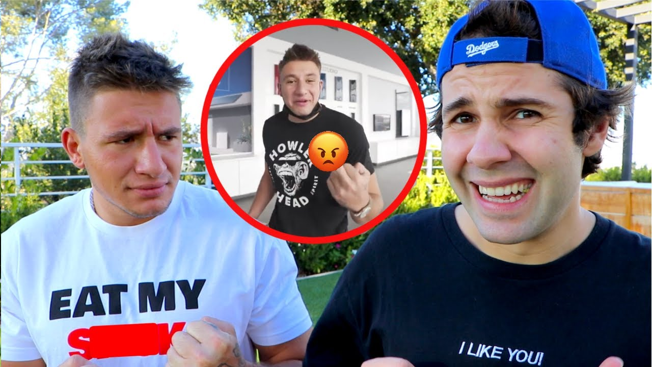 CONFRONTING HATER IN REAL LIFE!!