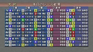ボートレース大村公式レースライブ(裏解説なし)