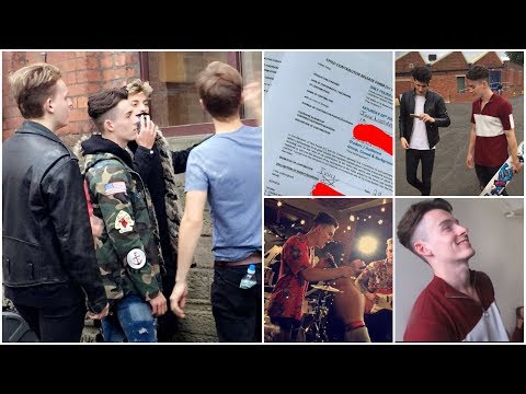 JOSH IS NO LONGER SINGLE?😱 - The Hara 'Only Young' Music Video Shoot | Ivvs