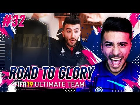 FIFA 19 ROAD TO GLORY #32 - BEST POSSIBLE REWARDS IN DIVISION 2! 4 50K PLAYERS PACKS!