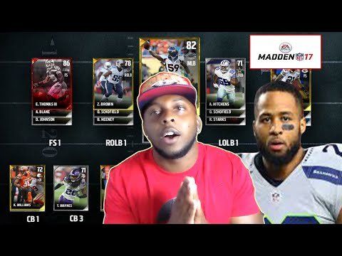 Shut Down Defense With Earl Thomas!!! Can We get the Shut Out!!! Madden 17 Draft Champions