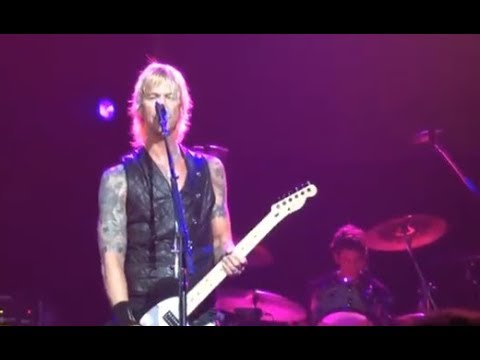 Guns N' Roses bassist Duff McKagan new solo album and audio tease + 1st solo dates!