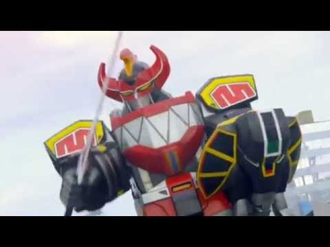 MMPR 20 Years After: Back to Action Part 2