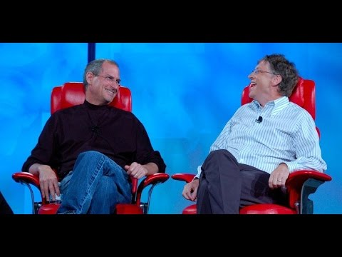 Steve Jobs And Bill Gates - Motivation Video (HD)