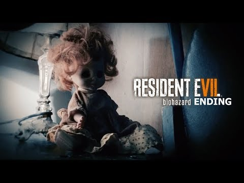 RESIDENT EVIL 7 biohazard Gold Edition Ending |