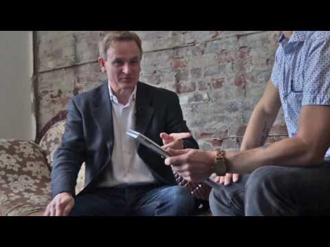 ASC Interview Series: Andrew Saxton is Gordon Bombay?