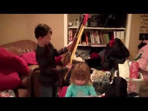 Red Ryder BB Guns for Christmas, and fake iPads!