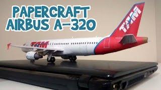 Papercraft -  TAM A 320 211