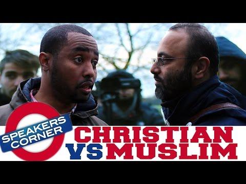 Ethiopian Christian vs Arab Muslim | Speakers Corner