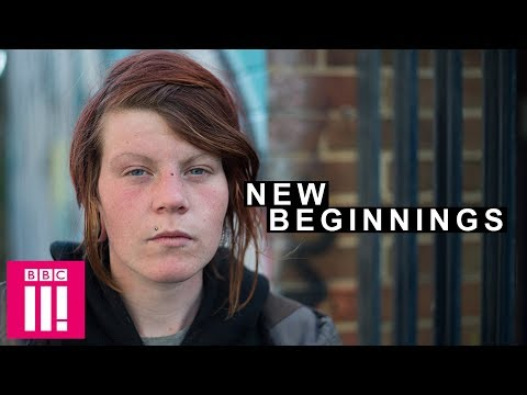 New Beginnings | Girls Living On The Streets Of Brighton