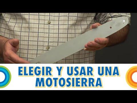 Elegir y usar motosierra el ctrica bricocrack youtube for Como instalar una terma electrica