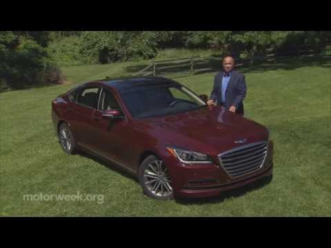 MotorWeek Road Test 2015 Hyundai Genesis