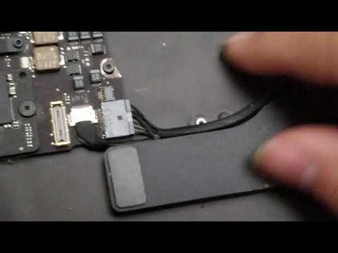 MacBook Air A1466 Disassembly Screen LCD Replacement