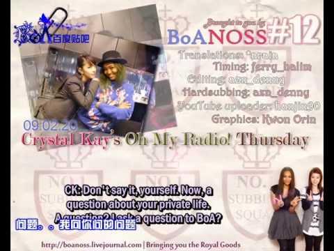 [中字]090220_Oh My Radio!Thursday Crystal Kay-Guest BoA [百度宝儿吧]