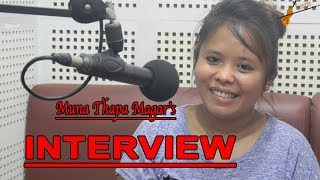 Muna Thapa Magar Interview