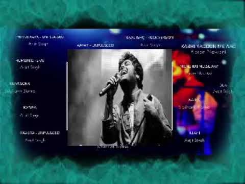 best-of-arijit-singh-unplugged-songs-2017---2018-|-collection-of-arijit-singh-best-hindi-song-2018
