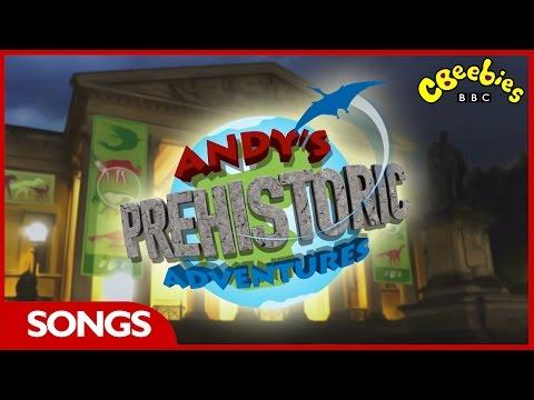 CBeebies: Andy's Prehistoric Adventures - Theme Song