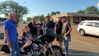 Bikers Against Child Abuse Fundraiser at Hopkins on June 18