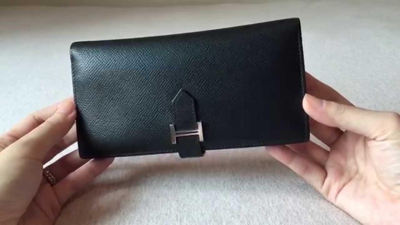 hermes birkin wallet