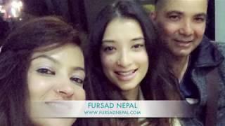 झरना थापा पनि सपरिवार अमेरिका पलायन    Jharana Thapa got Green Card