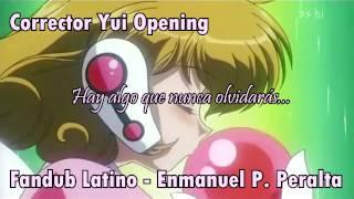 Corrector Yui Opening - Fandub Latino - A Capella (8 Voces)