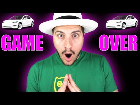 Tesla Model 3 Huge News Just Released! Game Over!