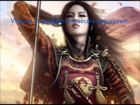 Victoria by Krypteria (With Lyrics)